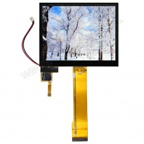 """TFT 5.7"""" Panel only + CTS, 400 nits, Transmi, Resolution 320x240"""