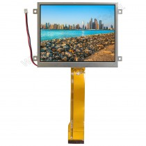 """TFT 5.7"""" Sunlight Readable, Panel only + HB BL + Screw + CTS, 640 nits, Transmi, Resolution 320x240"""