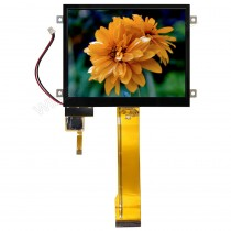 """TFT 5.7"""" CTP Touch Screen, Panel only + CTS, 400 nits, Transmi, Resolution 320x240"""