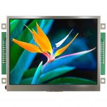 "TFT 5.7"" Panel + Control Board (RS232) + CTS, 400 nits, Transmi, Resolution 320x240"