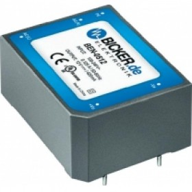 Netzmodul 12VDC/5A,60W,IN 85-264VAC, Print-Montage